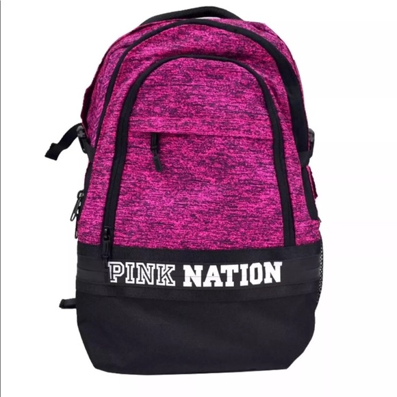 a8eaf410873f Victoria s Secret PINK NATION Bookbag NWT